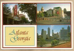 CPM Etats-Unis > GA - Georgia > Atlanta - Fox Theatre - Cinéma - World Of Coca Cola Museum - Atlanta