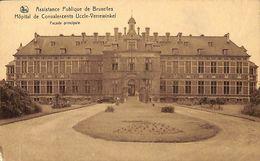 Bruxelles - Hôpital De Convalescents Uccle-Verrewinkel - Façade Principale (1932) - Salute, Ospedali