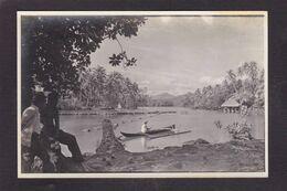 Photo Tahiti Océanie Océania Polynésie Voir Scan Du Dos - Tahiti
