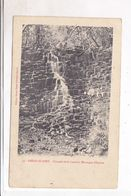 CPA MADAGASCAR, DIEGO SUAREZ, CASCADE FORET LANDAIS, MONTAGNE D AMBRE En 1906! (voir Timbre) - Madagascar