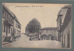 CPA - 57 - Bitche - Rue De La Gare - Bitche