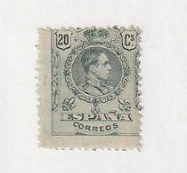 ZEsp1909N - RARE - ESPAGNE 1909 - N° 247 (YT) Neuf** - Valeur : 65.00 EUROS - Alphonse XIII - 1889-1931 Königreich: Alphonse XIII.