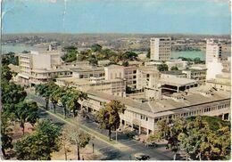 REPUBLIQUE DE LA COTE D'IVOIRE - ABIDJAN - VUE SUR LE BD ANTONETTI - CPSM Colorisée Grand Format - Costa De Marfil