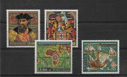 PORTUGAL  N° 1069/72 **    NEUFS SANS  CHARNIERE - Neufs