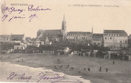 22 Saint Quay Portrieux. Vue De La Plage - Saint-Quay-Portrieux