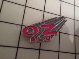 216a Pins Pin's / Rare & Belle Qualité THEME MARQUES / PROFILES OZ ALU - Merken
