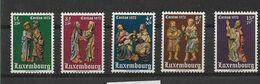 LUXEMBOURG  N° 821/25 **    NEUFS SANS  CHARNIERE - Neufs