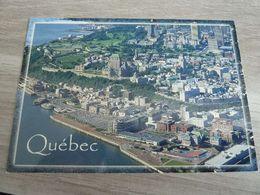 QUEBEC - VUE AERIENNE - - Québec - La Cité