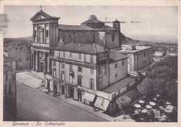Cartolina Di Genzano ( Roma ) La Cattedrale - Altri