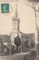 22  Rouillac. L'eglise - Sonstige Gemeinden