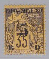 INDOCHINE :  Yvert  2  Neuf X - Indochina (1889-1945)