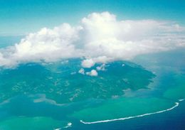 1 AK Fiji * Blick Auf Die Insel Ovalau - Sie Ist Die Sechstgrößte Insel Fidschis Und Gehört Zur Lomaiviti Inselgruppe * - Fidschi