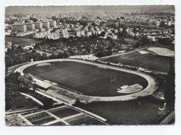 71--au Dessus MACON --Vue Aérienne Du Stade- LA PIE --- RECTO VERSO-B93 - Macon