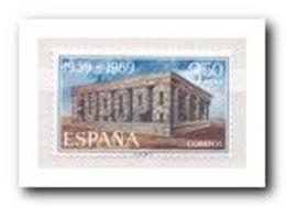 Spanje 1969, Postfris MNH, Europe, Cept - 1931-Aujourd'hui: II. République - ....Juan Carlos I