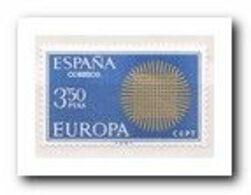 Spanje 1970, Postfris MNH, Europe, Cept - 1931-Aujourd'hui: II. République - ....Juan Carlos I