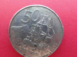 New Zealand  50  Cents  1982  Km 37.1 - New Zealand