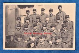 CPA Photo - Beau Portrait De Militaire Et Petit Garçon Avec Képi - 1939 / 1940 - Uniforme Guerre Régiment Médaille - Weltkrieg 1939-45