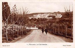 MAROC - MEKNES - La Cité Blanche - Meknès