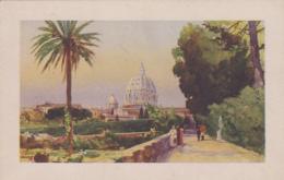 Vatican - Sua Santita Nei Giardini Vaticani - Vatikanstadt