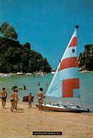 1 AK Neuseeland * Kaiteriteri Beach In Der Tasman Region Auf Der Südinsel Neuseelands * - Neuseeland