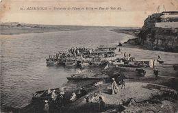 MAROC - AZEMMOUR - Traversée De L'Oum Er Rebia - Vue De Sidi Ali - Autres