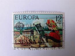 Espagne N°1962 Oblitéré - 1976