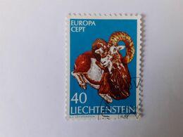 Liechtenstein N°585 Oblitéré - 1976