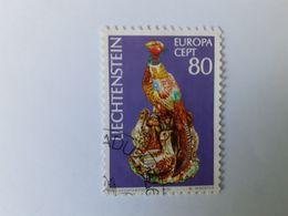 Liechtenstein N°586 Oblitéré - 1976