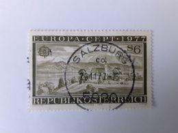 Autriche N°1383 Oblitéré - 1977