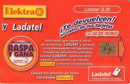 GUATEMALA. Elektra & Ladatel 1. GT-TLG-0143B. (049) - Guatemala