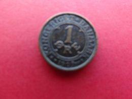 Danemark  1 Ore  1909  Km 804 - Dänemark