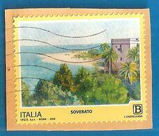 2018 ITALIA Turismo Soverato -  Zona B - Usato - 6. 1946-.. Repubblica
