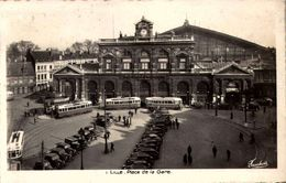 [59] Nord > Lille / GARE  RAMWAY  /VOITURE //// 21 - Lille