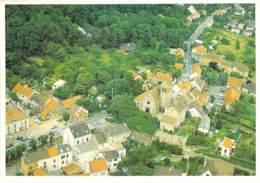 91 - VAUHALLAN : Jolie Vue Aérienne - CPM Grand Format - Essonne - Other Municipalities