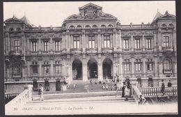 CPA - Algérie - Oran - L'Hôtel De Ville - Oran