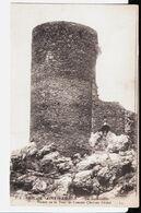 2. . La Rochetaillée. Ruines De La Tour De L'ancien Château Féodal. De René à M. Demur à Agen. Sélecta. 1919. - Rochetaillee