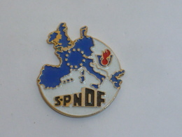 Pin's S.P.N.D.F. - Verenigingen