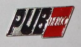 Pin's JOURNAL PUB HEBDO - Médias