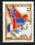 1995Hungary4342Europa Cept - 1995