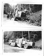 CAMION - Lot De 2 Vues - Format 11.5 X 7 Cm - Camion, Tir