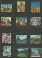 YEMEN - MNH - Art - Painting - Religious - Expo - 3D - Religión