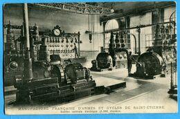 42 - Loire - Manufacture Francaise D'Armes Et Cycles De Saint Etienne (N1273) - Saint Etienne