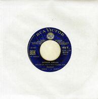 Disque  45 T - SP - Jefferson Airplane - Ballad Of You & Me & Pooneil - RCA VIctor 49.514 - 1967 France - Sans Pochette - Rock
