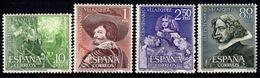 1961 Spagna, Morte Velasquez Pittore , Serie Completa Nuova (**) - 1931-Aujourd'hui: II. République - ....Juan Carlos I