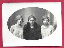 Grande PHOTO 16 X 11,5 Cm Des Années 1930..FEMMES ( PIN UP)...Fonds Photographique BOURGAULT à FLERS (Orne 61) - Pin-Ups