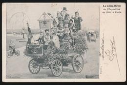 LE CLOU REVE  DE L'EXPOSITION DE 1900 A PARIS - Ereignisse