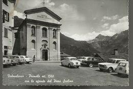 Valmalenco - Primolo Con Lo Sfondo Del Pizzo Scalino - Sondrio - H6948 - Sondrio