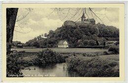 SIEGBURG - Nrh. Westf. - Partie A. D. Sieg Mit Abtei - B.P.S 4 - Militär Post Belgien - Siegburg