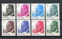 España 2008. Edifil 4360-67 ** MNH. - 1931-Heute: 2. Rep. - ... Juan Carlos I