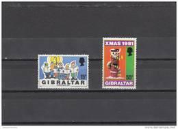 Gibraltar Nº 437 Al 438 - Gibraltar